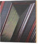 Geomitrix Wood Print