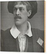 George Alexander (1858-1918) Wood Print