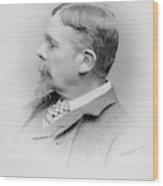 George Du Maurier (1834-1896) Wood Print