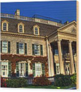 George Eastman House Hdr Wood Print