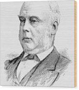 George Glyn (1824-1887) Wood Print