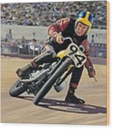 George Roeder 1965 Wood Print