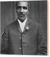 George Washington Carver (c1864-1943) Wood Print