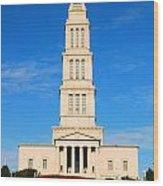 George Washington Masonic National Memorial  Wood Print