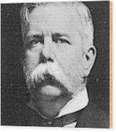 George Westinghouse (1846-1914) Wood Print