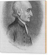 George Wythe (1726-1806) Wood Print