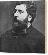 Georges Bizet (1838-1875) Wood Print