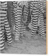 Georgia Prisoners, 1941 Wood Print