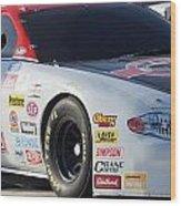 Georgia Racing Hall Of Fame Car Wood Print
