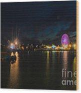 Georgia State Fair 2014  3 Wood Print
