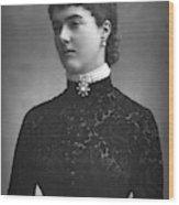 Georgina Ward (1846-1929) Wood Print