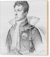 Geraud-christophe-michel Duroc, Duke De Wood Print