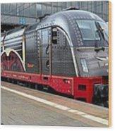German Electric Train Munich Germany Wood Print