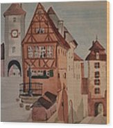 Germany1 Wood Print