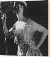 Gertrude Whitney (1875-1942) Wood Print