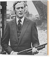 Get Carter  Wood Print by Silver Screen