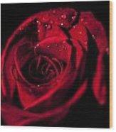 Get Red Wood Print