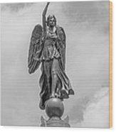 Gettysburg Angel Wood Print