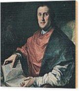 Ghedini Giuseppe Antonio, Portrait Wood Print by Everett