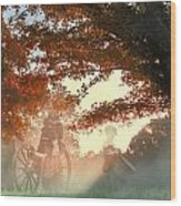 Ghosts At Fort Donelson Wood Print