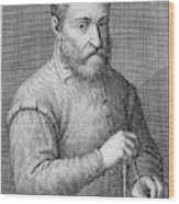 Giacomo Barozzi Da Vignola (1507-1573) Wood Print