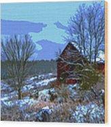 Gibisonville - Ohio 2 Wood Print