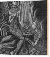 Gift Of Love Wood Print