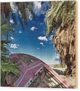 Gilligans Island Wood Print