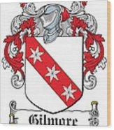Gilmore Coat Of Arms Irish Wood Print