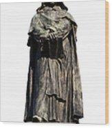 Giordano Bruno Wood Print