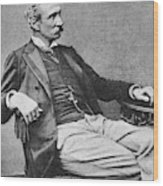 Giuseppe Zanardelli (1824-1903) Wood Print