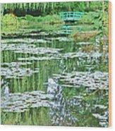 Giverny Wood Print