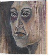 Glare Wood Print