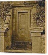 Glasgow Necropolis Monument Wood Print