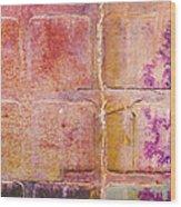 Glass Crossings 2 Wood Print