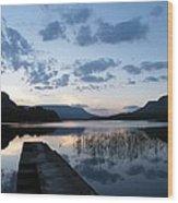 Glenade Lake Co Leitrim Ireland Wood Print