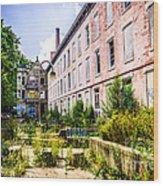 Glencoe-auburn Hotel In Cincinnati Picture Wood Print