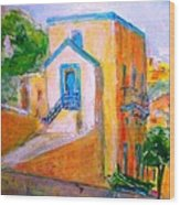 Gleneagles Gozo Wood Print by Marco Macelli