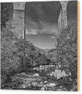 Glenfinnan Viaduct Wood Print