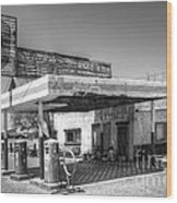 Glory Days Of Route 66 Wood Print
