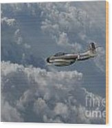 Gloster Meteor  Wood Print