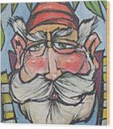 Gnome 1 Wood Print