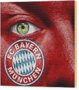 Go Fc Bayern Munchen Wood Print