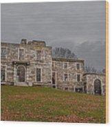 Goddard Mansion Wood Print