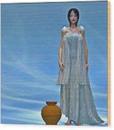 Goddess... Wood Print
