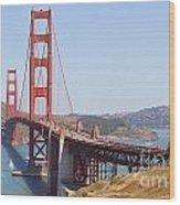 Golden Gate 8055 Wood Print