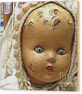 Golly Dolly Wood Print