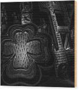 Good Luck Charm Wood Print