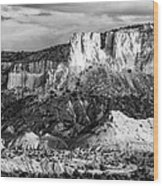 Good Morning Ghost Ranch - Abiquiu New Mexico Wood Print