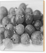 Gooseberries Wood Print